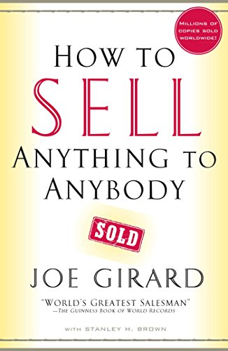 Image result for How to sell anything to anybody book images