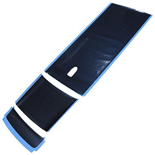 New OEM GM ZL1 Stripe Kit Roof Decklid & Spoiler Carbon Fiber Decal Package DSW ()