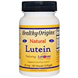 Product review for Health Origins Lutein Natural Lutemax 2020 20 Mg Vegetarian Soft Gels, 60 Count