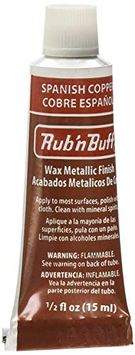 Rub 'n Buff - Spanish Copper (Rub Antique)