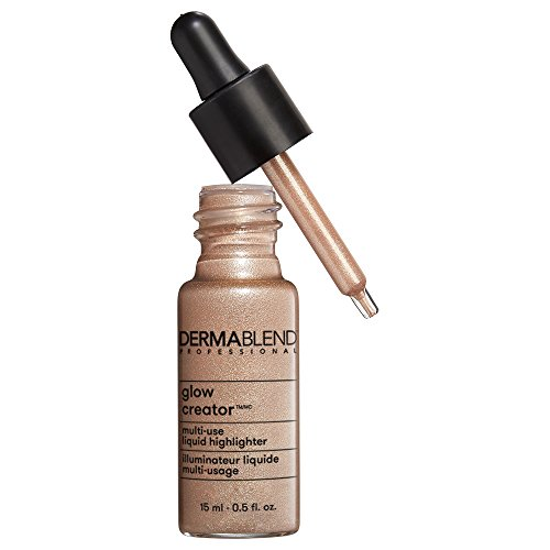 Dermablend Glow Creator Liquid Highlighter Makeup, 0.5 Fl. Oz.