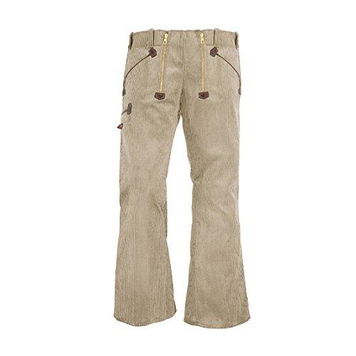 Fhb 2066272 - 40004-13-23 alfons lavorano pantaloni beige, beige