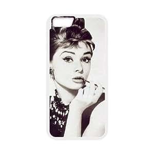 """AUDREY HEPBURN Popular Case for Iphone6 4.7"""", Hot Sale AUDREY HEPBURN Case"""