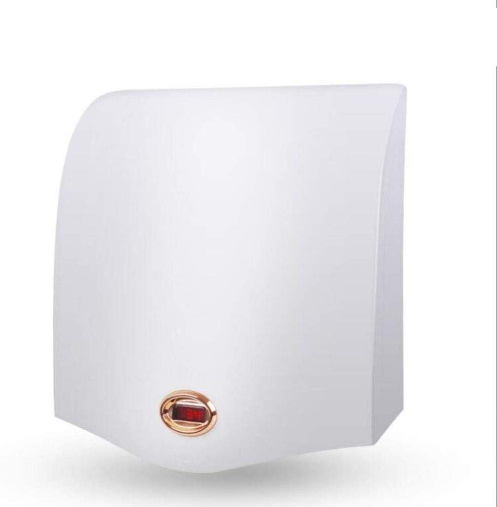 LBSX Hand Drier Automatic Hand Dryer for Commercial Bathrooms. High Speed Hot Air, Dry Hands. No Touch Operation with Infrared Sensor. Easy & Fast Installation. by LBSX