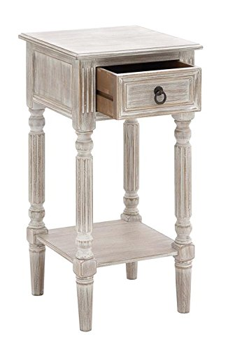 Deco 79 96325 Wood Side Table, 14