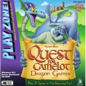 quest for camelot game - 8