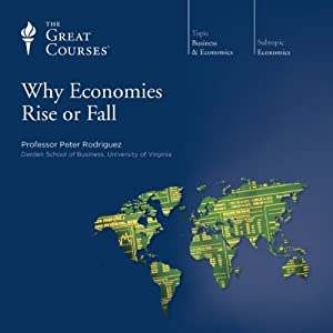 Why Economies Rise or Fall Vortrag