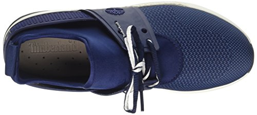 Timberland Damen Kiri Up Oxford Blau (Total Eclipse)