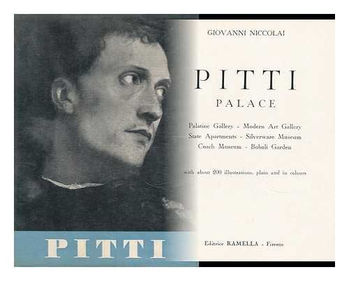 (Pitti Palace: Palatine Gallery, Modern Art Gallery, State Apartments, Silverware Museum, Coach Museum, Boboli Garden)