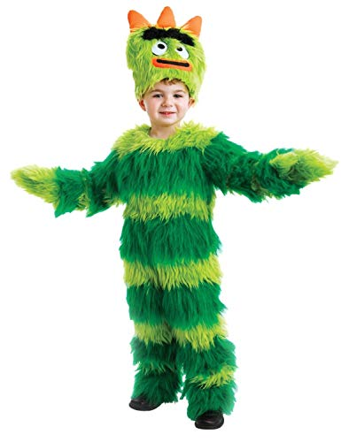 Yo Gabba Gabba Brobee Deluxe Costume Child Toddler 2T]()