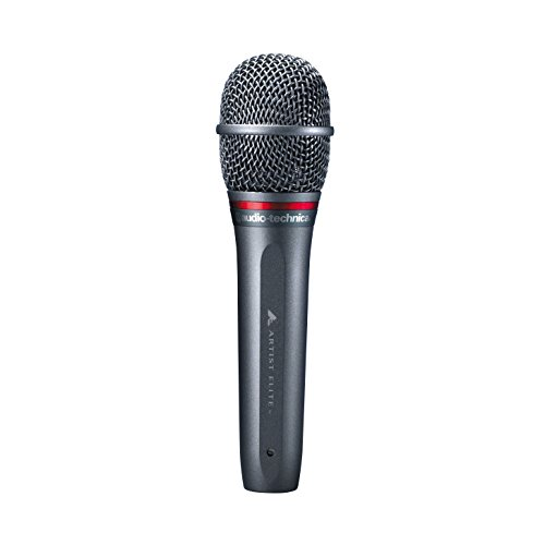 Audio-Technica AE6100 Hypercardioid Dynamic Handheld Microphone by Audio-Technica
