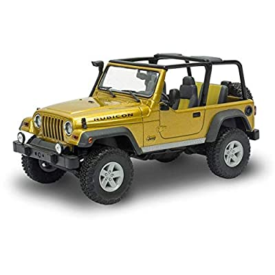 REVELL USA, LLC 854501 Plastic Model KIT, Jeep Wrangler Rubicon: Arts, Crafts & Sewing