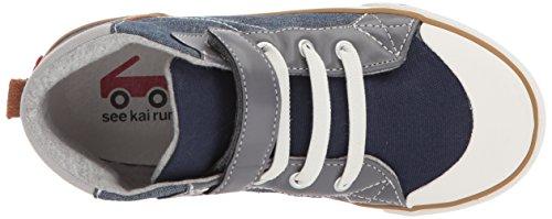 Pictures of See Kai Run Boys' Dane Sneaker, Chambray Multi, 7 M US Toddler 2