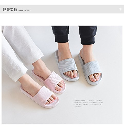 bath 39 summer bathroom men skid slippers slippers 40 Summer anti Pink and slippers home women cool 4dqOS