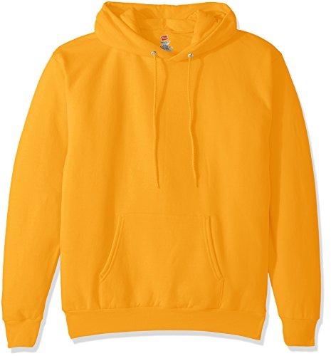 Sudadera con capucha EcoSmart Fleece para hombre de Hanes, dorado, 5X grande