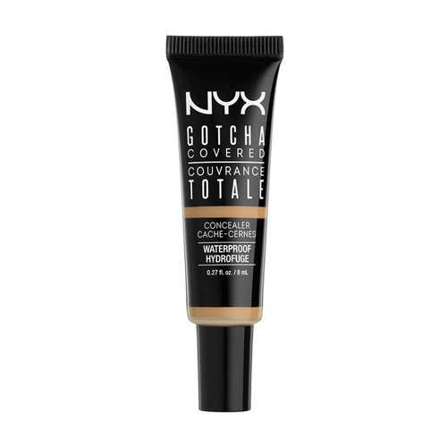 NYX Professional Makeup Gotcha Covered Concealer, GCC05 Medium Olive, 0.27 Fluid Ounce