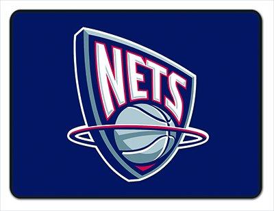 (New Jersey Nets NBA 6v-18x24 Floor Mat)