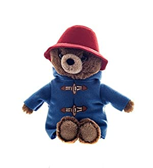 Rainbow Designs Movie Paddington Bear Bean Toy (multi-colour) by Rainbow Designs