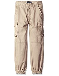 U.S. Polo Assn. girls Twill Jogger Cargo Pant