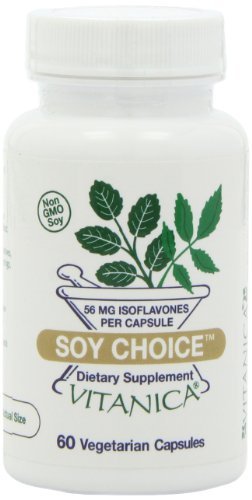 Vitanica Soy Choice Capsules, 60 V-Caps by Vitanica
