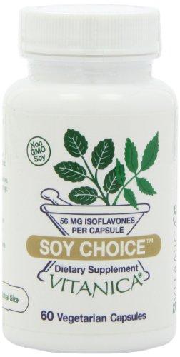 Vitanica Soy Choice Capsules, 60 V-Caps