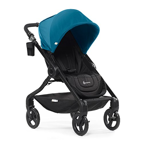 Ergobaby 180 Reversible Stroller with One-Hand Fold, Teal