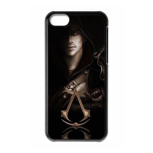 Ezio PI74PV8 coque iPhone Téléphone cellulaire 5c cas coque K0HN4O6TV