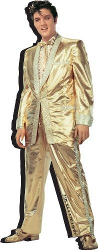 (Elvis Gold: Chunky Magnet)