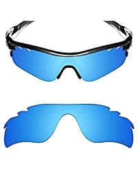 Mryok Replacement Lenses for Oakley RadarLock Path Vented - Options