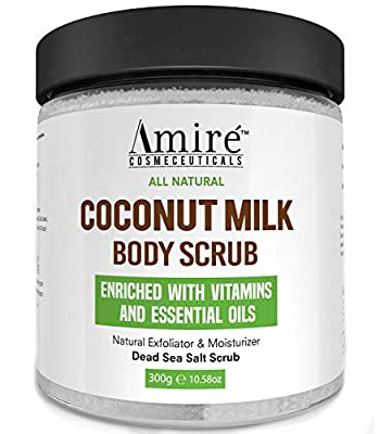 Amire Body Scrubs Variations of Scents