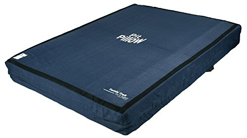 Tumbl Trak Pit Pillow Soft Mat with Denim Cover