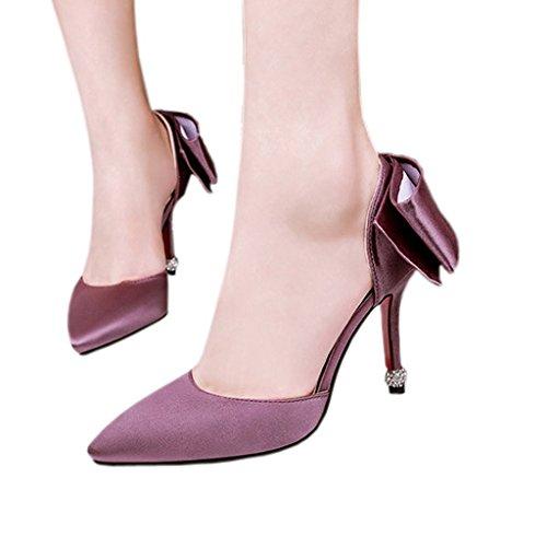 Lola Pointy Toe Heels - 9