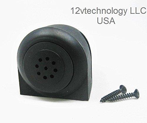 - Piezoelectric Tonal Beep Signal Alarm Buzzer 12 V Free Standing External Mount CAL2/CMB1