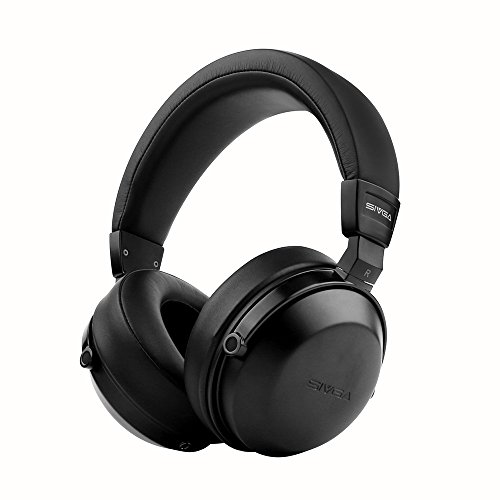 SIVGA SIVGA SV003 Studio Headphones, Wooden Closed-Back Headset with 50mm Driver and Case, Black price tips cheap