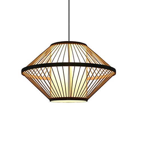 Light-S New Pendant Light Modern Simple Bamboo Chandelier Creative Ceiling Lighting Home Decoration Hanging Lamp Fixture