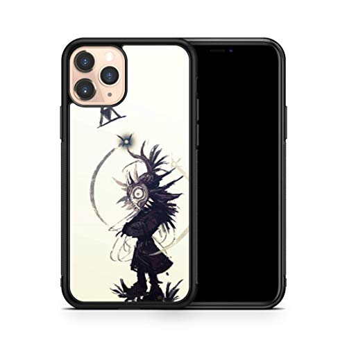 Inspired by Legend of Zelda Case For iPhone 11 Pro Max Xs Max 10 XR 7 8 0Plus X Case Majora's Mask iPhone 11 Pro Breath Wild Zelda Phone Cover G17