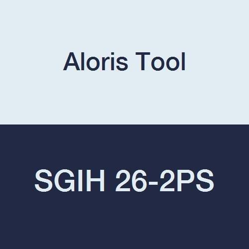 Aloris Tool SGIH 26-2PS Cut-Off and Grooving Blade by Aloris Tool