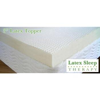 foam topper mattress latex Natural pad