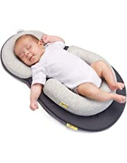 Babymoov Cosydream Original Newborn Lounger   Ultra-Comfortable Osteopath Designed Nest Certified Safe for Babies (BABY REGISTRY MUST-HAVE)