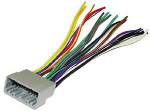 41cNBKft5LL radio wiring harnesses amazon com  at bayanpartner.co