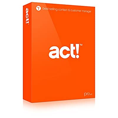 Act! v17 Pro - Single User with Unlimited Free Browse Users! [Download]
