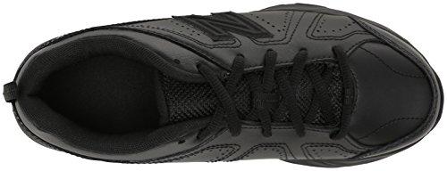 New Balance KX624 Lace-Up Training Shoe (Little Kid/Big Kid) Black