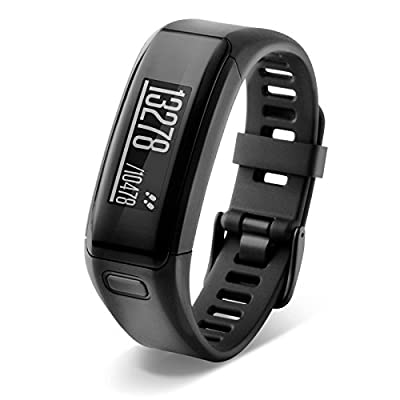 Twinbuys Smart Wristband Bracelet Activity Fitness Tracker Smart Bracelet with Pedometer Tracking Health Sleep Monitoring Steps Calories (Heart Rate/Waterproof ) for IOS 7.0 Android 4.4 Above