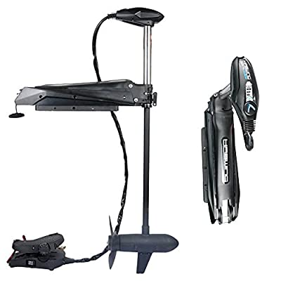 Haswing Cayman PRO 80lbs 24V Bow Mount Cable Steer Electric Trolling Motor