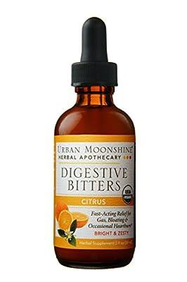 Urban Moonshine - Citrus Digestive Bitters