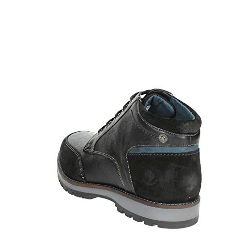 Collo a Sneaker Nero Alto Roman Lumberjack Uomo qaBntaz