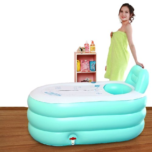 Amazon.com: NEW Fashion Adult SPA Inflatable Bath Tub With Air Pump: Health  U0026 Personal Care