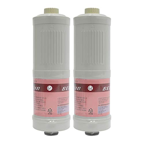 Biontech Water Ionizer Filter Set for BTM-7000N, BTM-400, BTM-700CN, BTM-900, BTM-8000, BTM-5050EM, - Water Ionizer Biontech