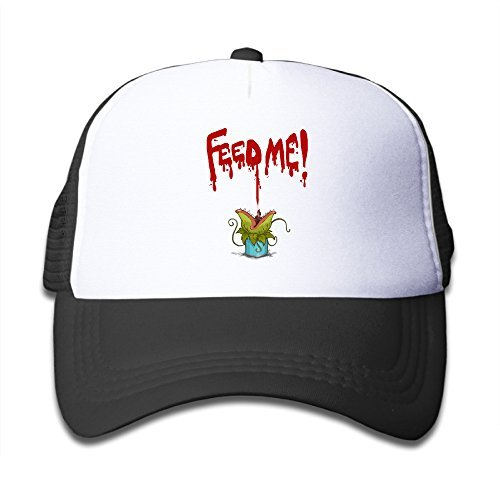 Kid's Little Shop Of Horrors Feed Me Ball Cap