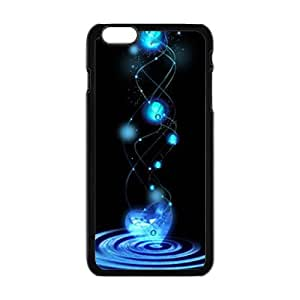 shining wave personalized high quality cell phone case for Iphone 6 Plus